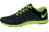 NIKE 630856-007 Free Trainer 3.0 黑绿色男子训练鞋