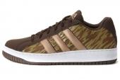 adidas D73613 SS Inpsired 浓咖啡棕男子篮球鞋