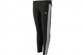adidas D89633 ULT 3S Tight 黑色女子运动打底裤