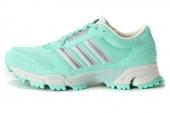 adidas D66710 Marathon TR 10 W 海湾薄荷绿女子跑步鞋