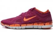 NIKE 629832-501 Wmn Free 5.0 TR FIT 4 PR 紫色女子训练鞋