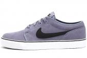 NIKE 555270-505 Toki Low Lthr 紫色男子休闲板鞋
