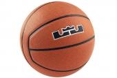 NIKE BB0513-801 勒布朗橙色7号运动篮球