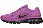 NIKE 621078-500  Air Max 2014 红紫色女子跑步鞋