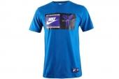 589491-358 Nike AS Kobe Jocktag Tee 科比蓝色短袖T恤