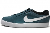NIKE 616473-310 Court Tour Leather Prem 绿色男子休闲板鞋