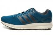 adidas D66857 Duramo 6 Lea M 蓝色男子跑步鞋