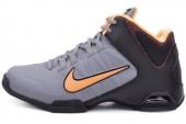 NIKE 599556-009 AIR VISI PRO IV 灰黑色男子篮球鞋