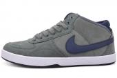 NIKE 510974-341 Mavrk Mid 3 灰蓝色男子休闲板鞋