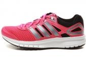 adidas D66480 Duramo 6 W 海湾粉女子跑步鞋