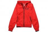 NIKE 545909-624 耐克红色女子梭织夹克