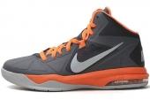 NIKE 599350-010 Air Max Body U 黑橙色男子篮球鞋