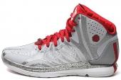 adidas G98339 D Rose 4.5 罗斯4.5代灰色男子篮球鞋