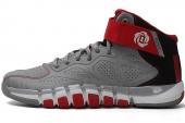 adidas G98276 D Rose Dominate 罗斯系列灰色男子篮球鞋
