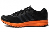 adidas D66271 Duramo 6 M 黑色男子跑步鞋