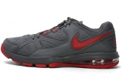 NIKE 579940-016 Air Max Compete TR TB 灰红色男子训练鞋