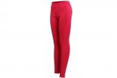 adidas F78411 阿迪达斯三叶草红色女子针织打底裤