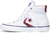 Converse 143019 Star Player 撞色拼接中性滑板鞋