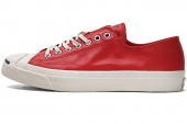 Converse 143012 Jack Purcell Jack 牛皮绑带中性硫化鞋