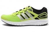 adidas F32233 Duramo 6 M 绿色男子跑步鞋