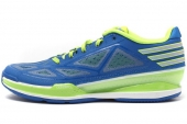 adidas G98344 adiZero Crazy Light 蓝色男子篮球鞋