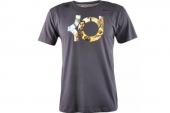 NIKE 611312-060 杜兰特灰色男子短袖T恤