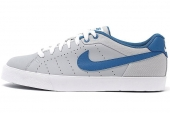 NIKE 458673-044  Court Tour Leather 灰蓝色男子休闲板鞋