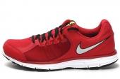NIKE 631629-600  Lunar Forever 3 Msl 红色男子跑步鞋