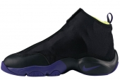 NIKE 616772-003  Air Zoom Flight Glove 佩顿手套黑紫配色
