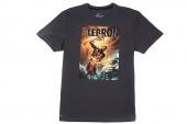 611256-060 Nike AS Lebron Hero Tee 詹姆斯灰色超级英雄主题T恤