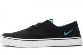 NIKE SB 458697-033 Braata Lr Canvas 黑色男子休闲板鞋