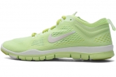 NIKE 641875-300 WMNS Free 5.0 TR Fit 4 Breath 浅绿色女子训练鞋