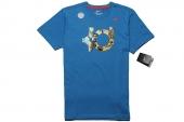 611312-460 Nike杜兰特蓝色男子短袖T恤