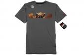 611246-065 Nike詹姆斯灰色男子短袖T恤