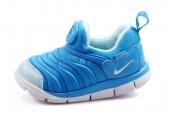 343938-446 Nike Dynamo Free (TD) 毛毛虫鞋幼童版天蓝色