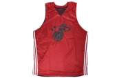 G78342 adidas Smrrn Rev Tank NBA红色男子篮球背心