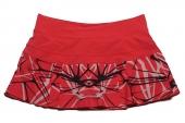 598335-685 Nike红色女子短裙