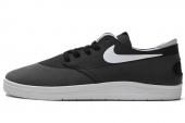 631044-001 Nike SB Lunar Oneshot 黑色男子休闲板鞋