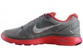 599395-316 Nike WMNS Lunarglide+ 5 深灰色女子跑步鞋