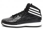 G99381 adidas Crazy Fast 2 黑色男子篮球鞋