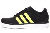 D73622 adidas Supercup L T 黑色男子篮球鞋