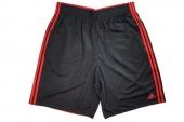 G90289 adidas Taem Rev Sho P 黑红色男子篮球短裤