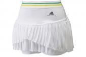 F84699 adidas白色女子运动裙子