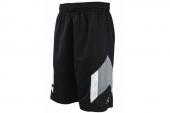 615094-013 Jordan黑色男子篮球短裤