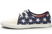 142090 Converse Chuck Taylor All Star Riff 美式国旗风中性帆布鞋