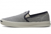 142662 Converse Jack Purcell 玳瑁开口笑系列中性硫化鞋
