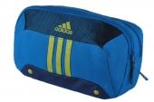 F79153 adidas蓝色中性腰包