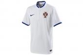 577987-105 耐克2014世界杯葡萄牙队客场球衣球迷版