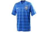 575282-493 耐克2014世界杯巴西队客场球衣球迷版