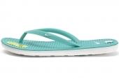 488161-313 Nike Wmns Solarsoft Thong II 翡翠绿色女子拖鞋
